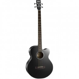 Cort AB850F-BK Acoustic Bass Series Электроакустическая бас-гитара