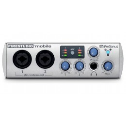 PreSonus Firestudio Mobile Аудиоинтерфейс FireWire для звукозаписи