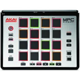 Akai Pro MPC Element USB Контроллер без джога