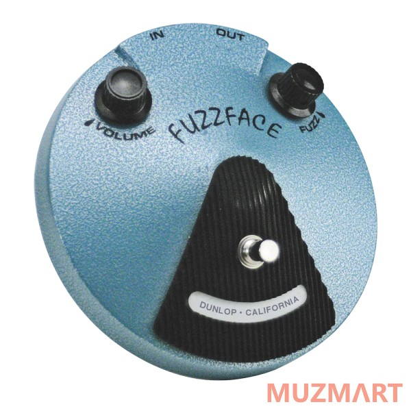 Dunlop JH-F1 Jimi Hendrix Fuzz Face Distortion Эффект гитарный фузз